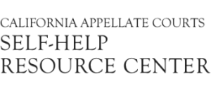 Image of Court of Appeals Self-Help Center logo